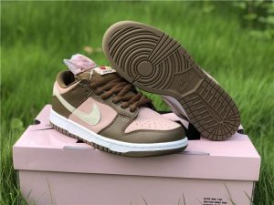 Stüssy x Nike Dunk Low Pro SB Cherry Shoes UK 304292-671