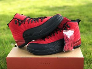 2020 Air Jordan 12s Reverse Flu Game For Sale CT8013-602