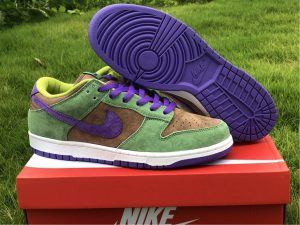 2020 New Releases Nike SB Dunk Low SP Veneer UK Shoes DA1469-200
