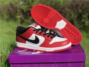 Nike SB Dunk Low Pro Chicago Varsity Red White UK Sale BQ6817-600