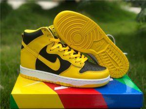 New Release Nike Dunk High Varsity Maize CZ8149-002