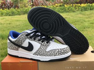 Supreme x Nike SB Dunk Low Pro White Cement For Sale 304292-001