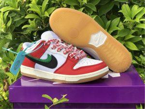 Frame Skate x Nike SB Dunk Low Habibi New Style CT2550-600