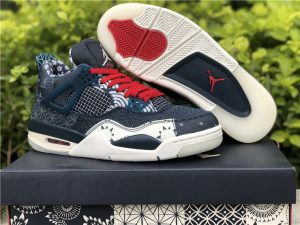 Air Jordan 4 Sashiko Deep Ocean UK Release CW0898-400