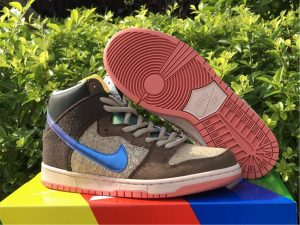Concepts x Nike SB Dunk High Mallard UK For Sale DC6887-200