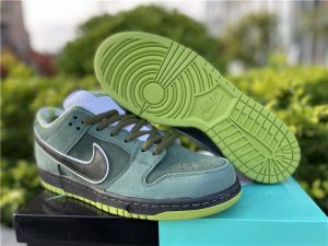 Concepts x Nike SB Dunk Low Green Lobster UK Sale BV1310-337
