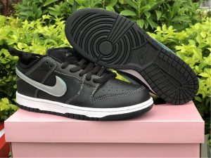 Diamond Supply Co x Nike SB Dunk Low Black UK Shoes BV1310-001