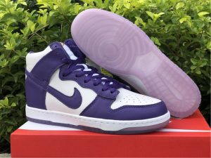 New Nike Dunk High Varsity Purple UK Online DC5382-100