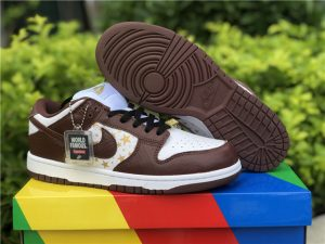Supreme x Nike SB Dunk Low Barkroot Brown UK In Stock DH3228-103