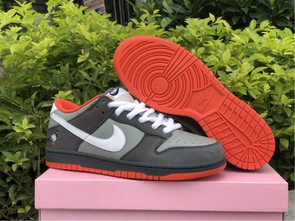 Jeff Staple x Nike SB Dunk Low Pigeon For Sale 304292-011