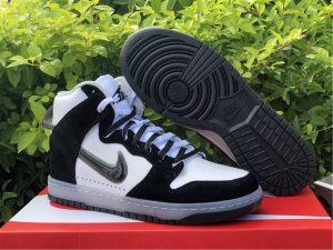 Slam Jam x Nike Dunk High Clear Black UK Online DA1639-101
