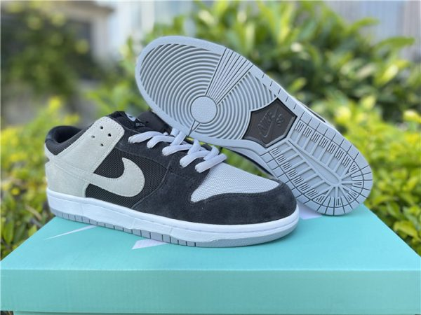 Nike SB Zoom Dunk Low Pro Wolf Grey For Sale UK 854866-001