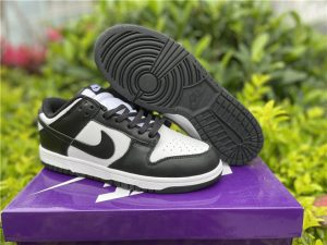 2021 New Style Nike Dunk Low Retro White Black DD1503-101