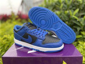 2021 Nike Dunk Low Hyper Cobalt UK Online Sale DD1391-001