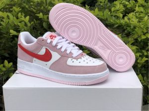 New Nike Air Force 1 Low QS Love Letter To Buy DD3384-600
