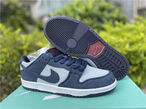 Nike SB Dunk Low Binary Blue UK Sneakers On Sale 854866-444