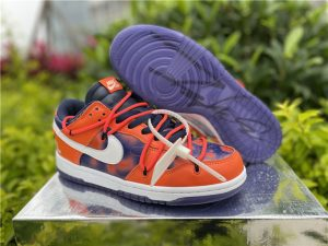 OFF-WHITE x Nike Dunk Low x FL Skateboard UK For Sale CT0856-801