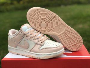 Womens Nike Dunk Low Orange Pearl UK Online Sale DD1503-102