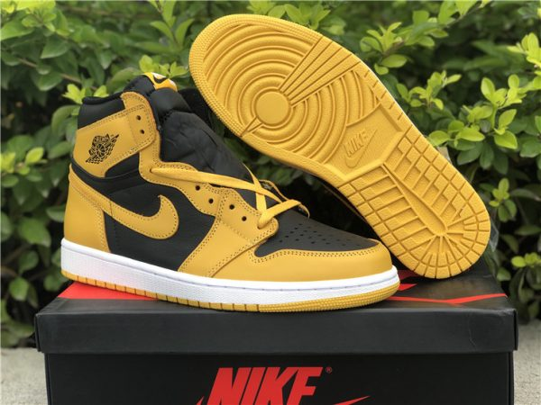 2021 Cheap Air Jordan 1 High OG Pollen For Sale 555088-701