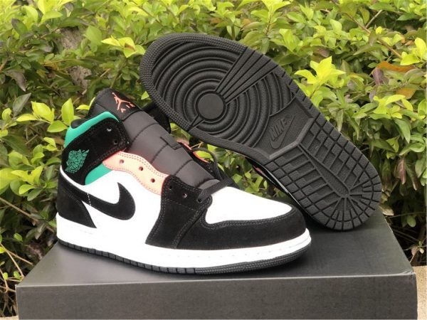 2021 Cheap Air Jordan 1 Mid SE South Beach Outlet Online 852542-116