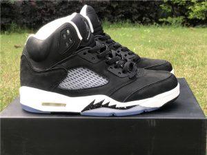 2021 Release Air Jordan 5 Oreo Sneakers Sale For Men CT4838-011