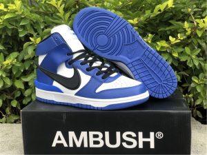 Ambush x Nike Dunk High Deep Royal UK Online Sale CU7544-102