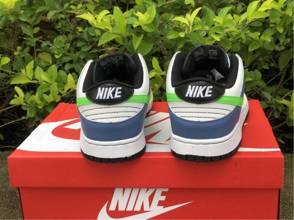2021 Nike Dunk Low Green Strike Multi-Color UK Online DD1503-106-5