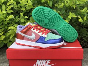 2021 Womens Nike Dunk Low Sunset Pulse UK Shoes DN0855-600
