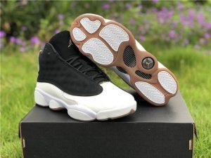 Air Jordan 13 GS Black White Gum Shoes