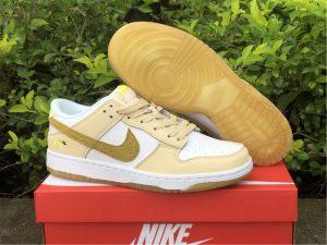 Brand New Nike Dunk Low Lemon Drop UK DJ6902-700