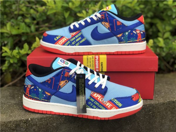 Buy Nike Dunks Low Chinese New Year Firecracker Online DH4966-446-6