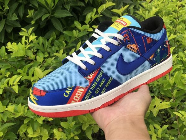 Buy Nike Dunks Low Chinese New Year Firecracker Online DH4966-446-4