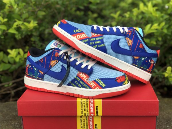 Buy Nike Dunks Low Chinese New Year Firecracker Online DH4966-446-3