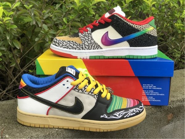 Buy Nike SB Dunk What The P-Rod UK Online CZ2239-600-1