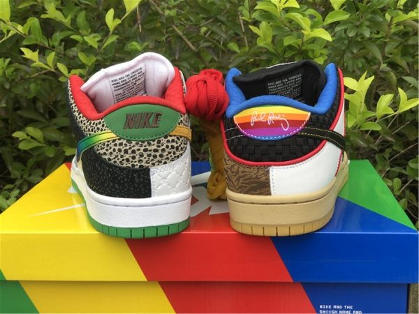 Buy Nike SB Dunk What The P-Rod UK Online CZ2239-600-6