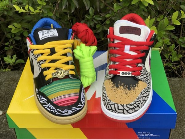 Buy Nike SB Dunk What The P-Rod UK Online CZ2239-600-5