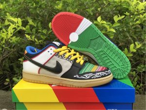 Buy Nike SB Dunk What The P-Rod UK Online CZ2239-600