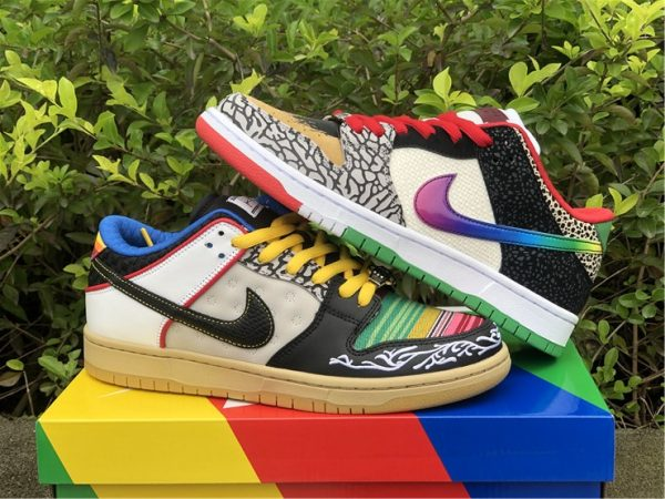 Buy Nike SB Dunk What The P-Rod UK Online CZ2239-600-4