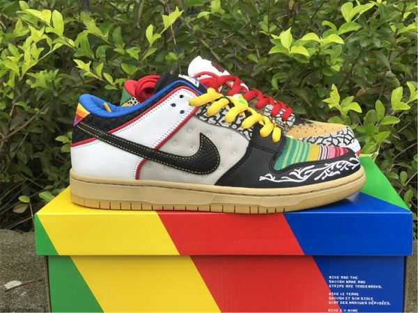 Buy Nike SB Dunk What The P-Rod UK Online CZ2239-600-3