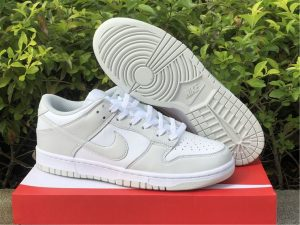 Men and Women's Nike Dunk Low Photon Dust For Sale DD1503-103