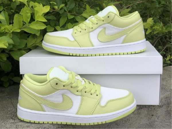Where To Buy Air Jordan 1 Low Limelight DH9619-103