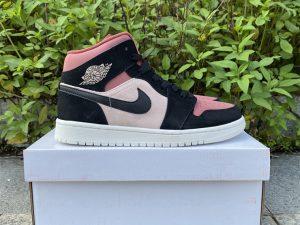 2021 Air Jordan 1 Mid Canyon Rust UK Sneakers BQ6472-202