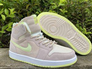 Buy Air Jordan 1 Zoom CMFT Lemon Twist UK Shoes CT0979-200