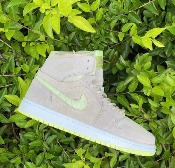 2021 Air Jordan 1 Zoom CMFT Lemon Twist UK Sneakers CT0979-200