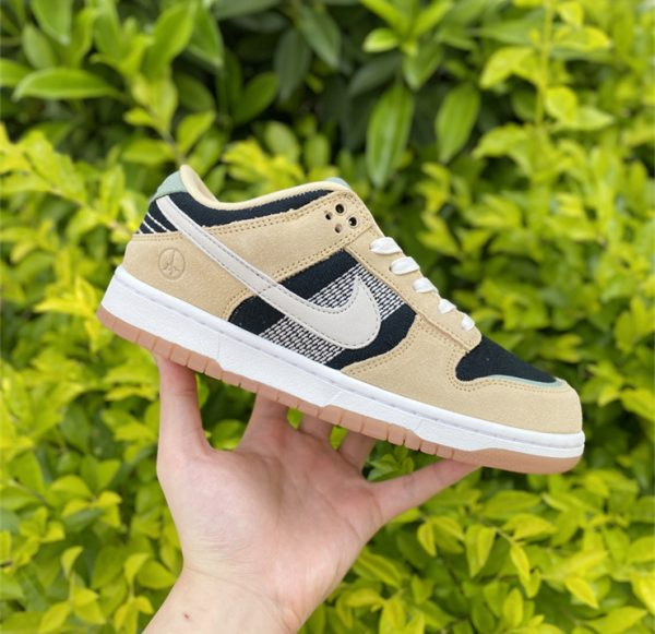 2021 Nike Dunk Low Rooted in Peace For Sale DJ4671-294-5