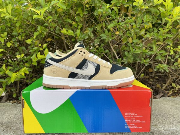 2021 Nike Dunk Low Rooted in Peace For Sale DJ4671-294-7