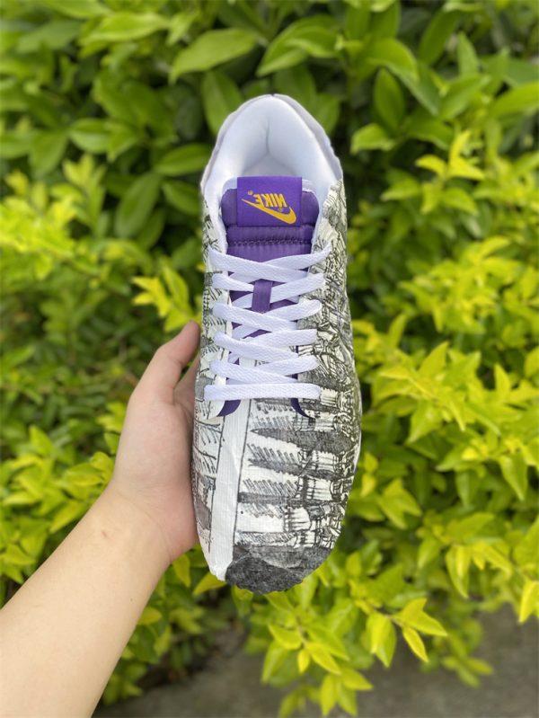 2021 Release Nike Dunk Low Flip The Old School UK DJ4636-100-1