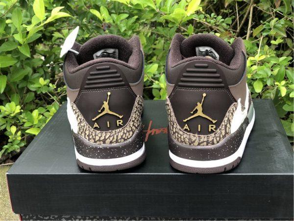Buy Air Jordan 3 Retro Tinker NRG Gold Beige Dark Brown 854262-609-4
