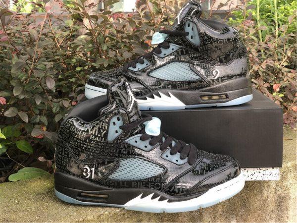 Buy The Latest Air Jordan 5 Retro DB Doernbecher UK 633068-010-3