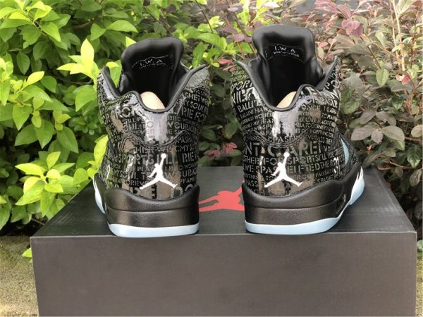 Buy The Latest Air Jordan 5 Retro DB Doernbecher UK 633068-010-5